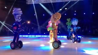 ФИКСИ-ШОУ Самое крутое шоу в мире!!! Фиксики Представление Fixiki Show 明亮的表演 2018