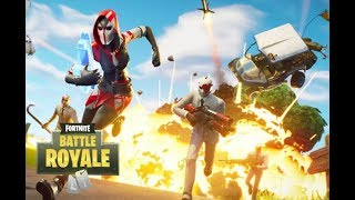 Let's try the new Mode [FUGA] New Update . . . Fortnite royal battle