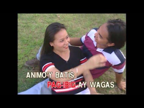 Kahapon Lamang as popularized by Sharon Cuneta Video Karaoke