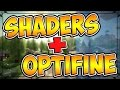 How To Install Optifine And Shaders! (Minecraft 1.9)