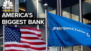 How Jp Morgan Chase Became The Largest Bank In The Us