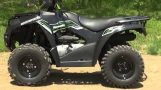 2015 Kawasaki Brute Force 300 Test