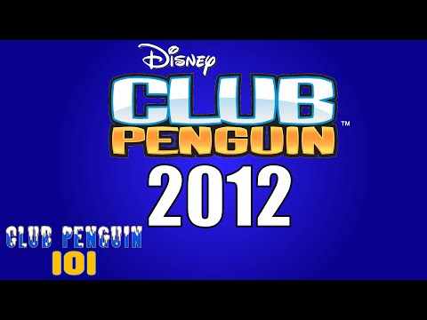 2012: The Club Penguin Yearbook - Club Penguin 101