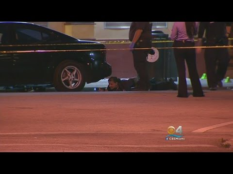 Police: 5 People Struck In NW Miami Shooting