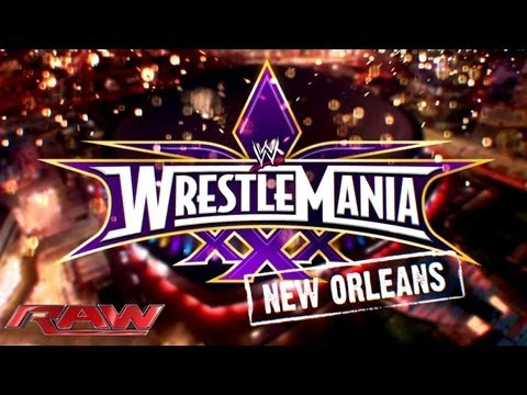 WrestleMania XXX tickets available Nov. 16