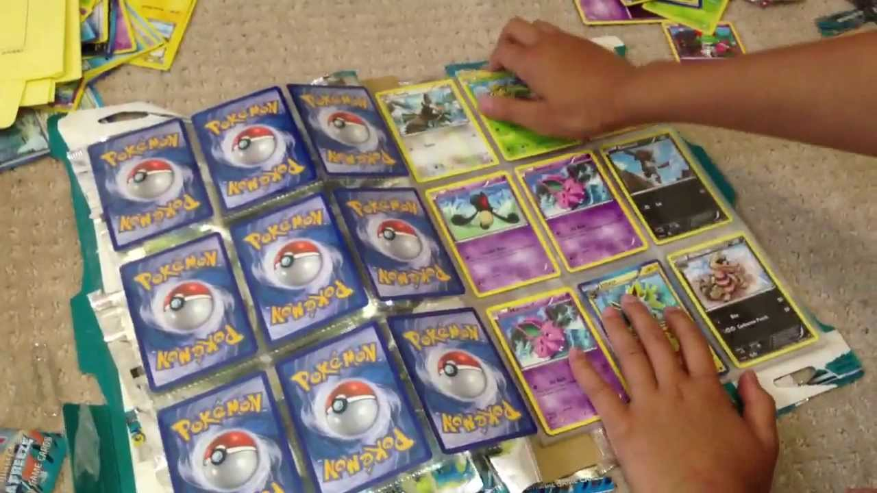 How To Make A Pokemon Binder