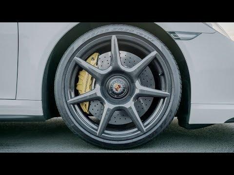 Nowe 20-calowe felgi Porsche 911 Turbo