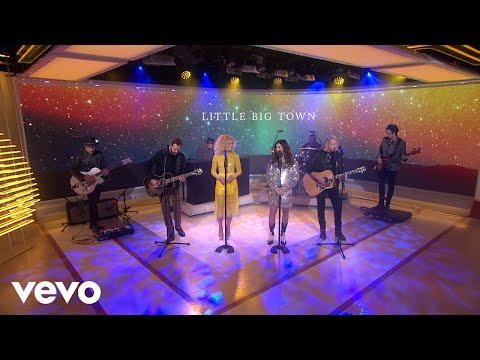Little Big Town - Sugar Coat (Live From The Today Show)