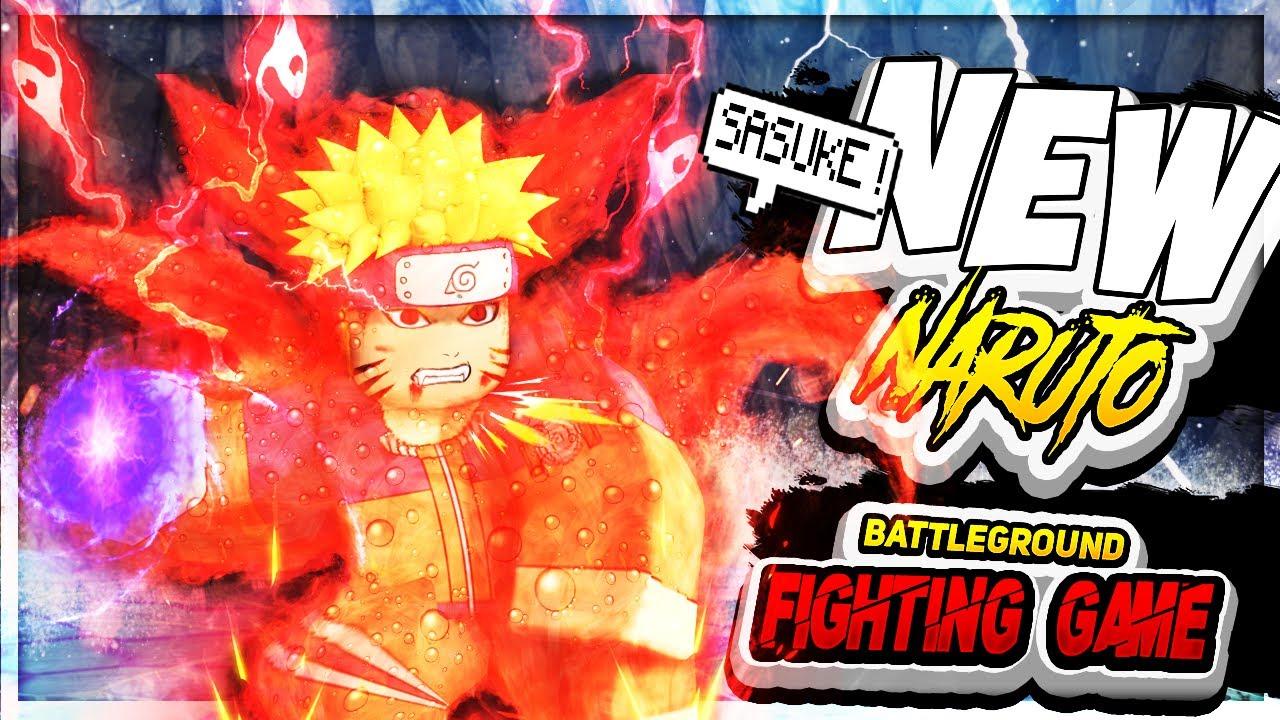 The Next Aba New Naruto Battleground Fighting Game I