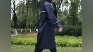 kirahosi 남자 여성 비옷 레인코트 우비 우의 판…
