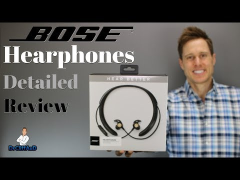BOSE Hearphones Detailed Review | NOT Your Typical BOSE Headphones