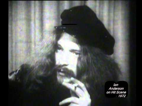 Jethro Tull: Ian Anderson interviewed on Australian TV, 1972.