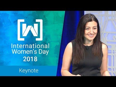 Keynote with Ulku Rowe (International Women's Day 2018 - NYC)