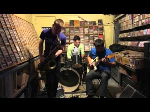 Michael Foster, Jorge Espinal, Kevin Shea - Downtown Music Gallery, NYC - Feb 7 2016