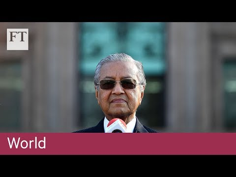 Mahathir: 'The machinery of government has been corrupted'