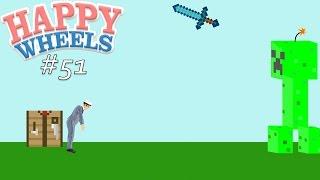 Happy Wheels Part 51 - KILLIN CREEPERS