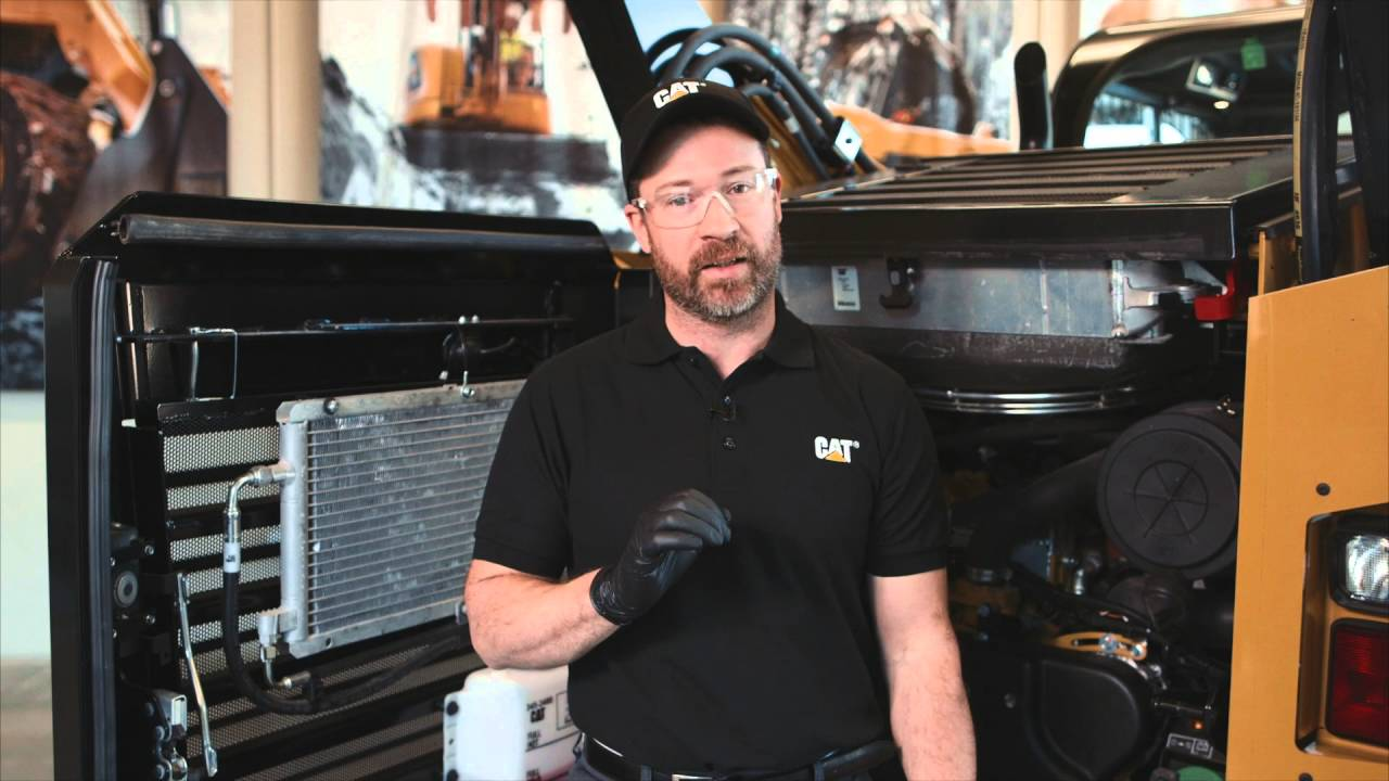 How to Check Fluids on Cat Machines - Foley Equipment Tech Tips
