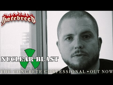 """HATEBREED -Jamey talks about 4 more songs on """"The Concrete Confessional"""" (TRACK BY TRACKS #2)"""