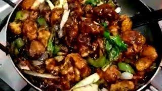 Homemade Chilli Chicken!!