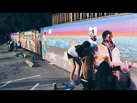 Beyond Mexican Mural: Scenes of LA