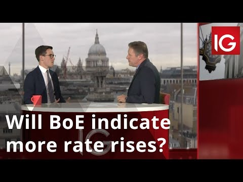 Will BoE Indicate More Rate Rises In 2018?