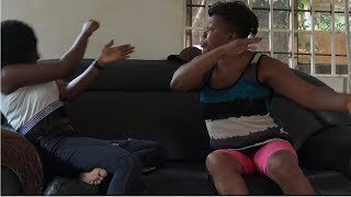 🤰🏾PREGNANCY PRANK ON MY AFRICAN MOTHER : SHE KICKED ME OUT !!