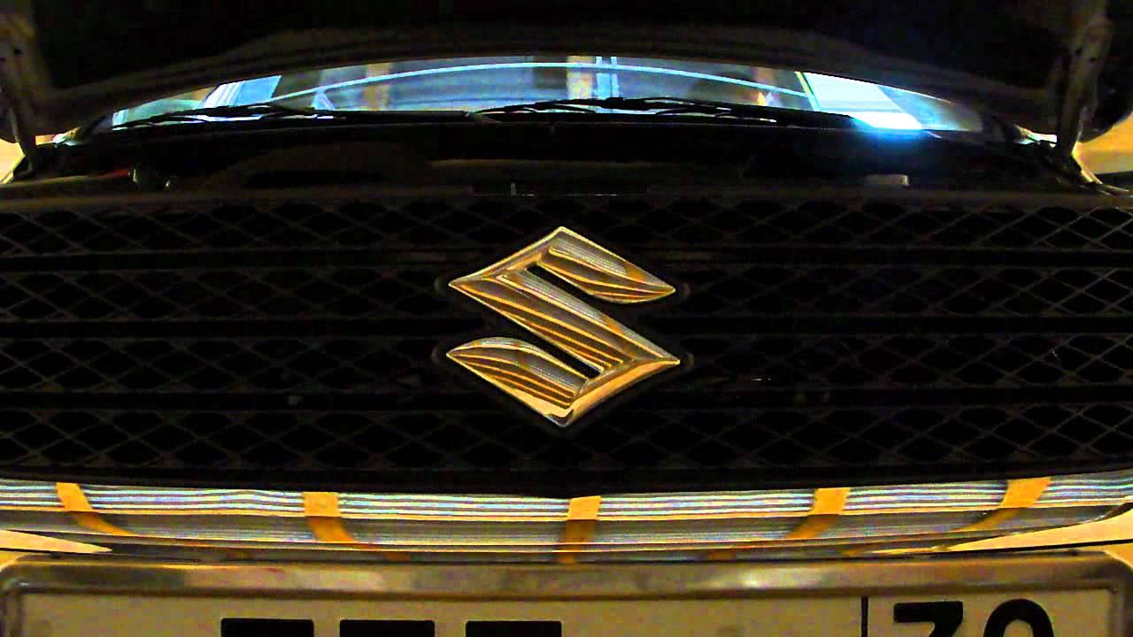 Сигнал Suzuki Grand Vitara