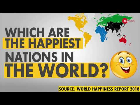 Pakistan, China are much happier than India, says World Happiness Report