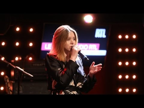 Clare Maguire - Elizabeth Taylor (LIVE) Le Grand Studio RTL-