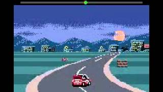 Top Gear Pocket (GBC) - Race 5: Night Town
