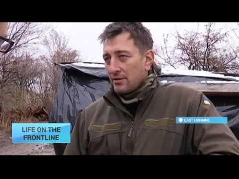 Life On Frontline in East Ukraine: No Ukrainian media, no sign of ceasefire
