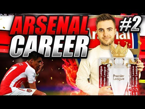 FIFA 18 | ARSENAL CAREER MODE EP2 - THE BEST WONDERKID TRANSFERS!