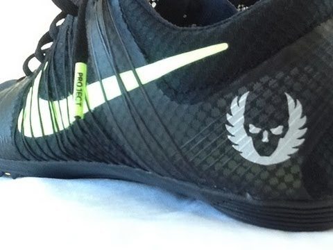 6dcf91fc0ec Nike Zoom Victory 2 2013 Spikes Review - YouTube