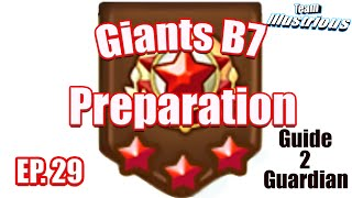 tmg summoners war guide g2g 29 40 giants b7 preparation