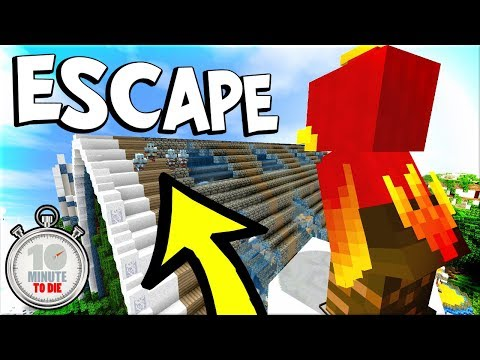 I MAY OF MADE A MASSIVE MISTAKE !! : Minecraft - 10 Minutes to Die Challenge