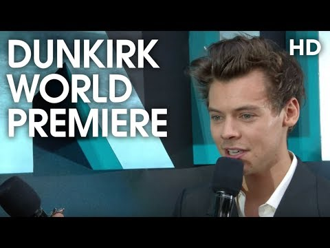 DUNKIRK | World Premiere | LIVE from London