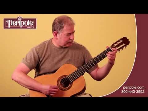 Introducing the Jasmine by Takamine Classical Guitar