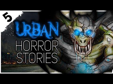 5 TRUE Urban Horror Stories | Darkness Prevails