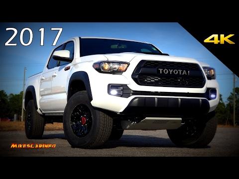 2017 Toyota Tacoma TRD Pro - Ultimate In-Depth Look in 4K