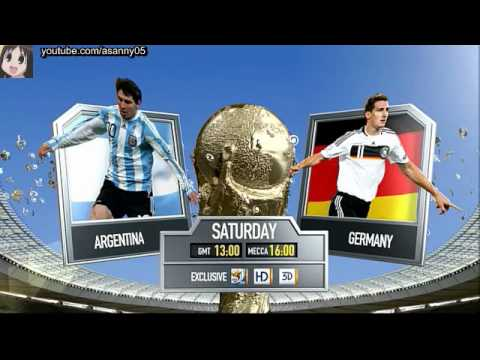 [2010] [Promo] Aljazeera Sport World Cup Match