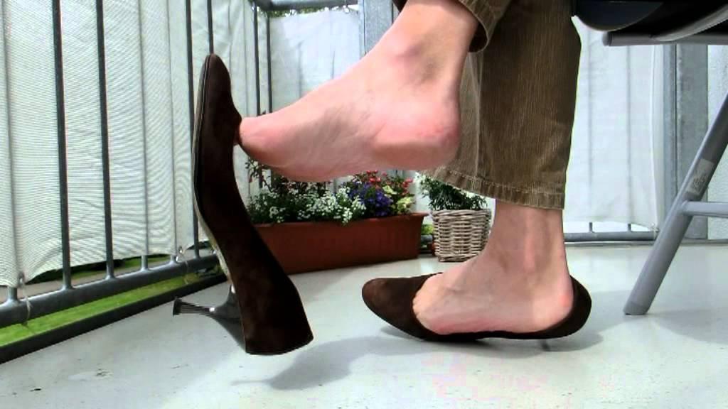 barefoot dangle youtube