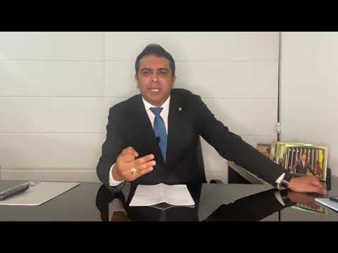 Deputado Fernando Rodolfo - Decreto de Paulo Câmara é carente de lógica