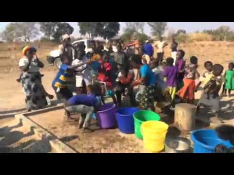New Water in Malawi