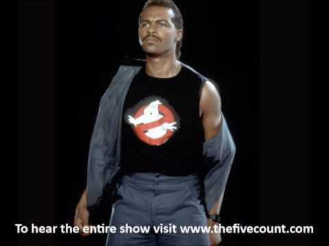 Ghostbusters - Ray Parker Jr. Interview