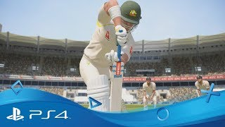 Ashes Cricket | Gameplay of The Ashes | PS4