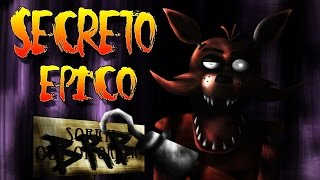 Five Nights at Freddy´s 2 - R.I.P Sara + Secreto Épico!