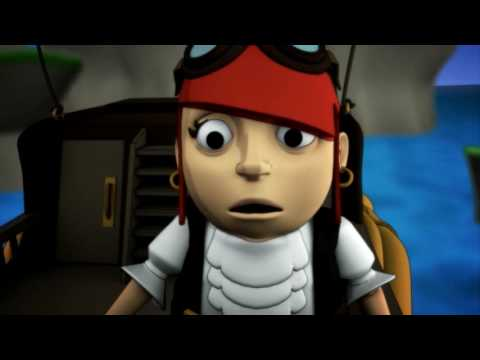 The Adventures of Kara, Winston and the SMART Crew - Full film