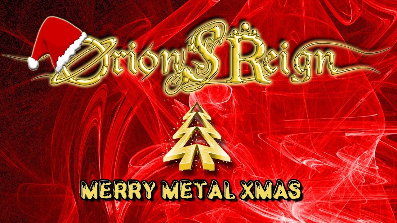 we wish you a merry christmas heavy metal version cover orions reign hd youtube - Heavy Metal Christmas