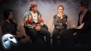 The Broadway Cast Talk On Stage Mishaps!   The Phantom of the Opera