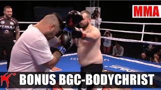"""Walka"" na XGSW: Bonus BGC vs Bodychrist"